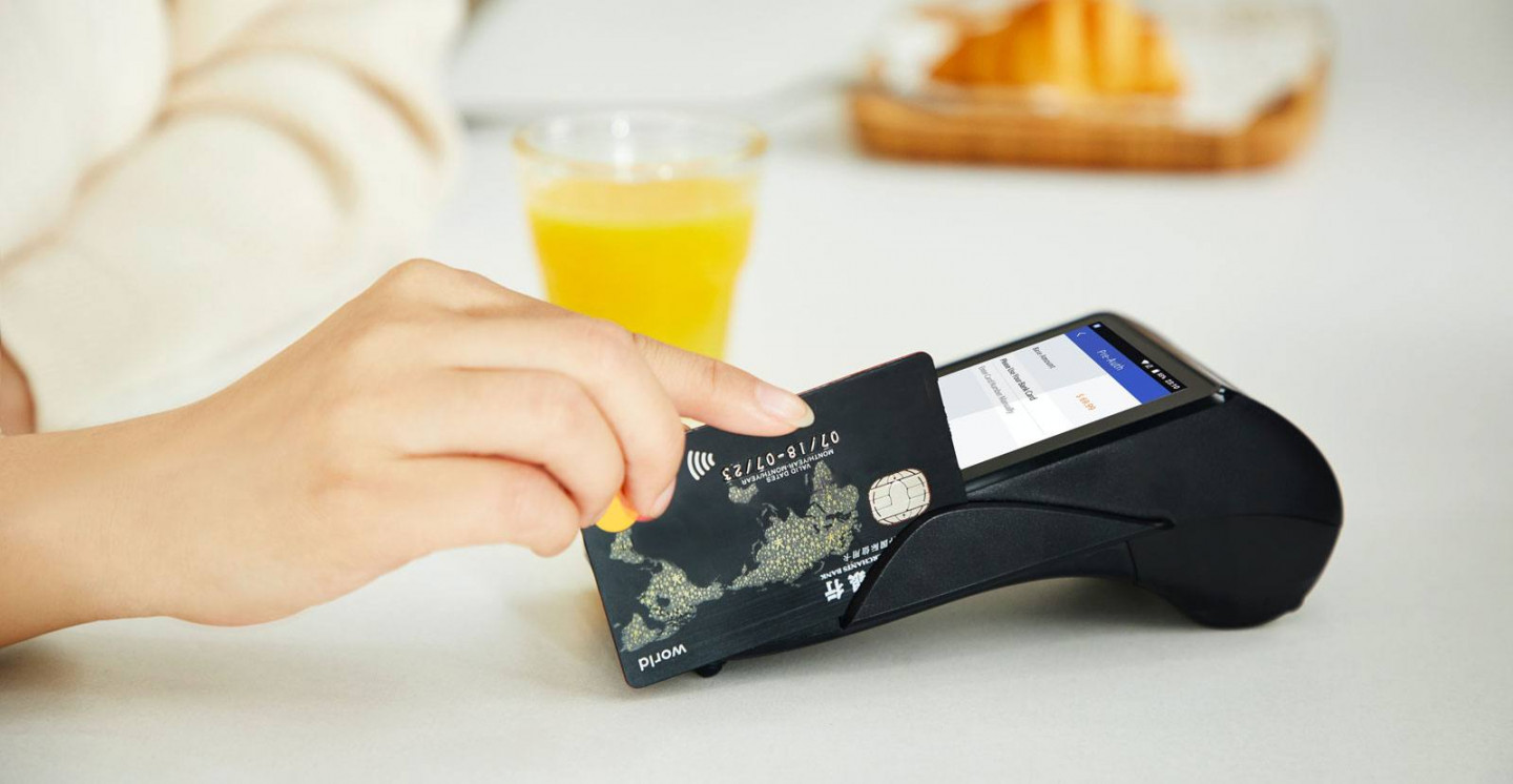 Integrated Credit Card Processing Solution